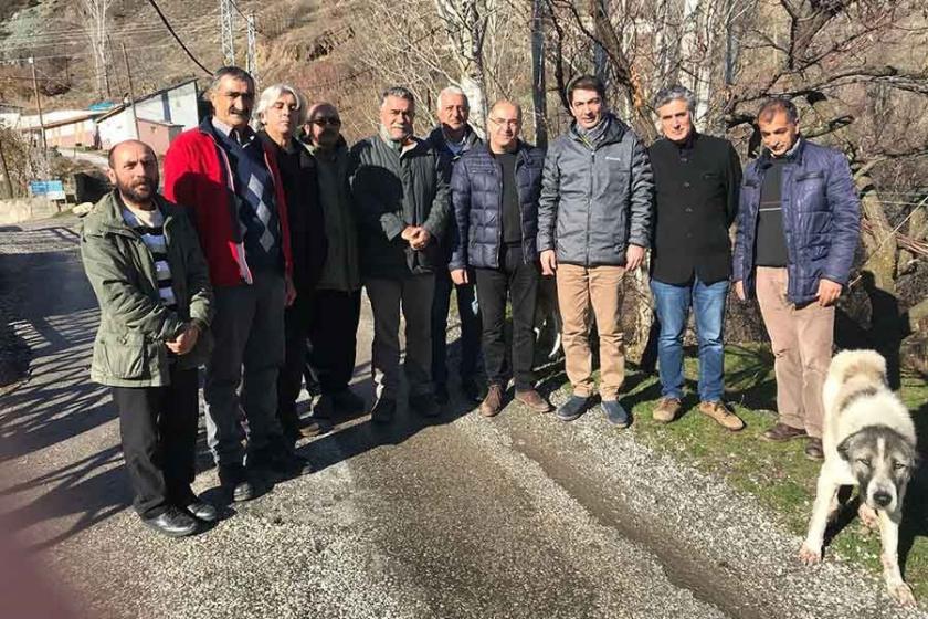 Pülümür'deki HES projesine tepki: Yöredeki içme suları zarar görecek