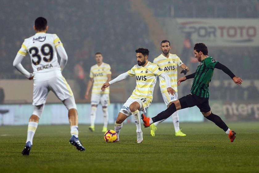 Fenerbahçe'de idari menajerliğe Volkan Ballı getirildi