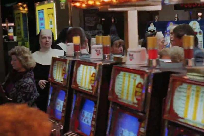 İki rahibe çaldıkları yarım milyon doları Las Vegas'ta kumarda harcadı