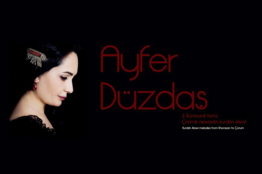 Ayfer Düzdaş, 14 Aralık'ta İzmir'de konser verecek