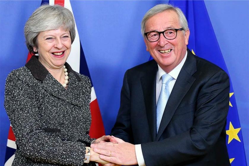 Theresa May: Tedbir maddesiyle ilgili kaygıları konuştum