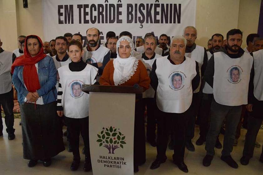 Leyla Güven'in açlık grevine destek verenlere gözaltı