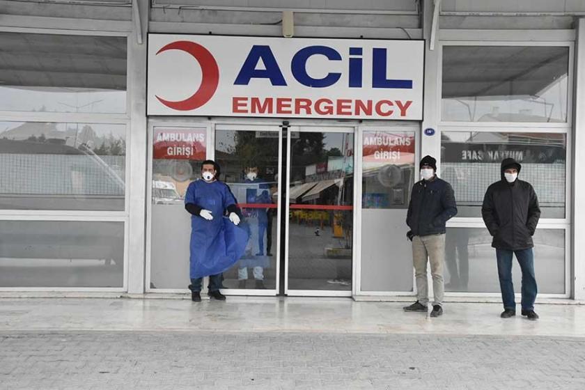 Fabrikada kimyasal maddeden zehirlenen 1 işçi hayatını kaybetti