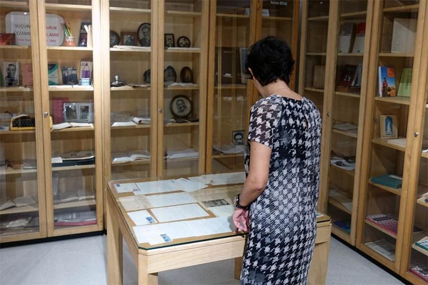 Türkiye Yazarlar Sendikası Edebiyat Belgeliği açıldı