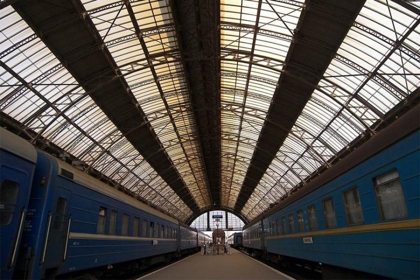 Ukrayna'da yeni tasarı: Rusya'ya tren seferleri durdurulsun