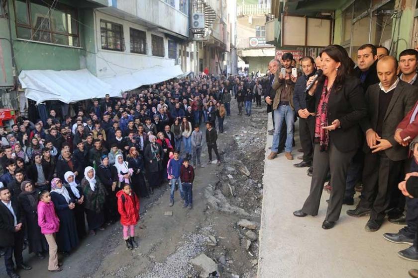 Pervin Buldan: Tecrit bir insanlık suçudur