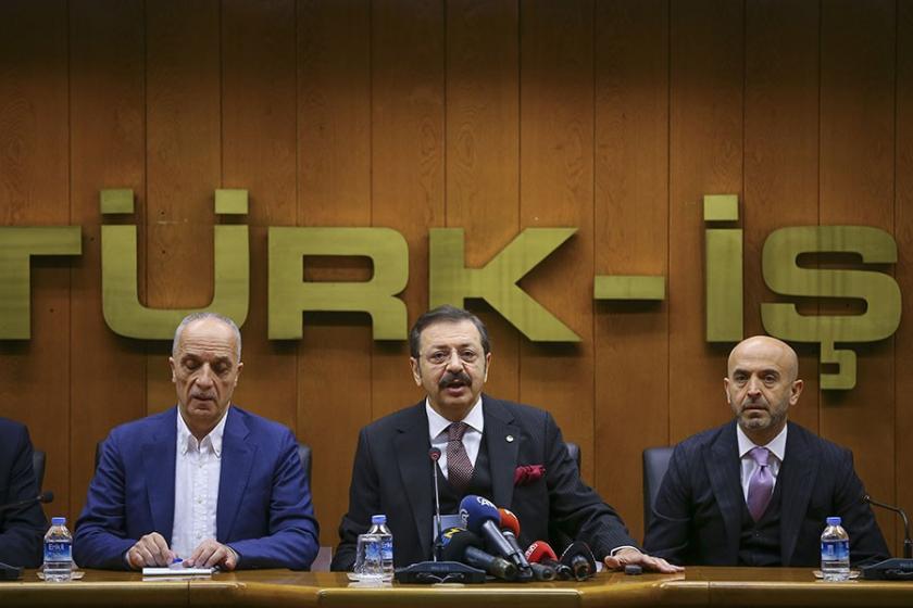 Türk-İş Genel Başkanı Ergün Atalay neden çark etti?