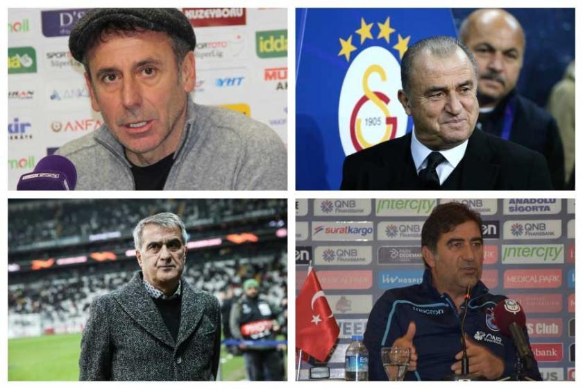 Süper Lig Survivor: Kovulmayan sadece 7 teknik direktör var