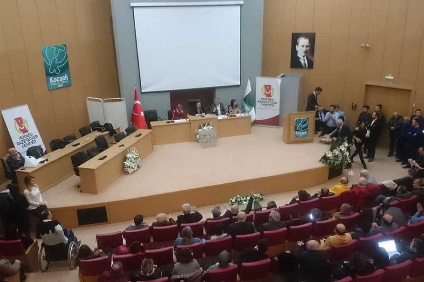 Kocaeli Gazeteciler Cemiyeti kongresi sonuçlandı