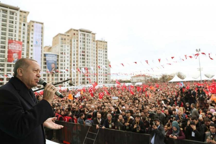 Erdoğan'dan Kılıçdaroğlu'ya: Bu defa kaçmaya fırsat bile bulamazsın!