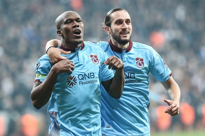 Trabzonspor 82 hafta sonra ilk 4'te