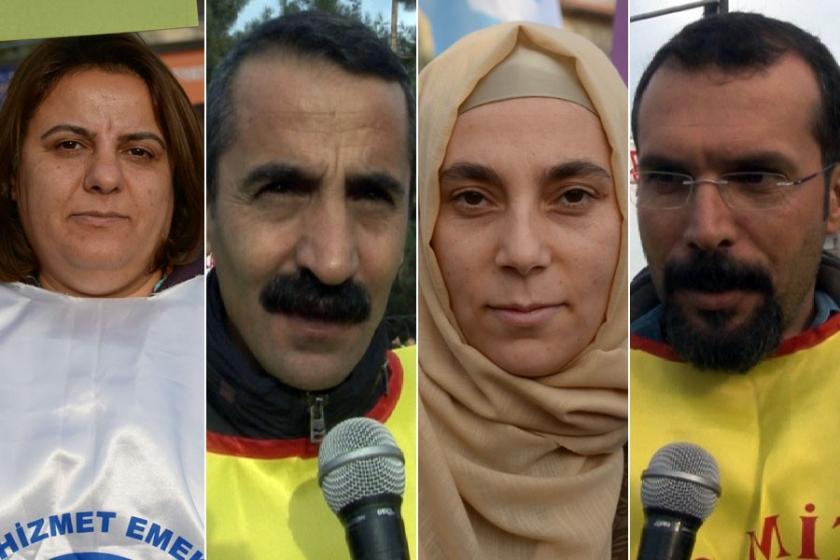 Diyarbakırlı emekçiler: Zamların son bulmasını istiyoruz