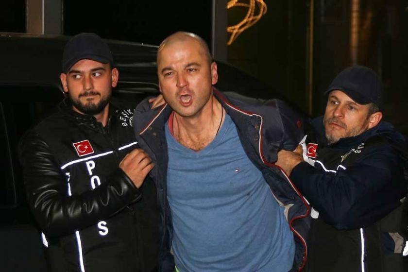 Kuşa işkence eden Murat Özdemir, 21 gün akıl hastanesinde yatacak