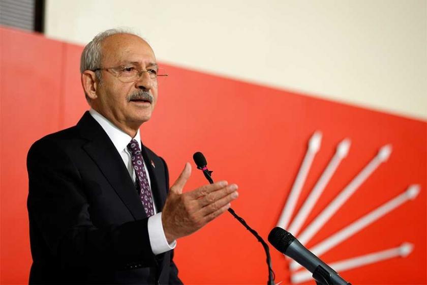 Kılıçdaroğlu, CHP Parti Meclisi toplantısı öncesinde konuştu