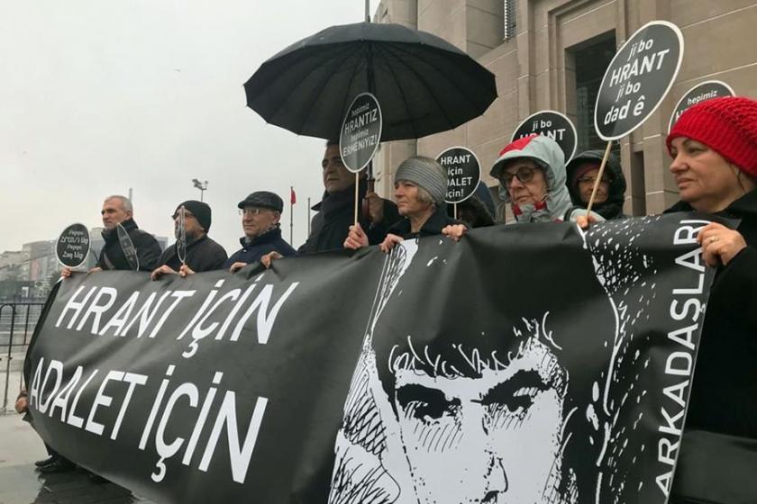 Hrant Dink davası: Eski jandarma Karakaya ve Celepoğlu tahliye edildi