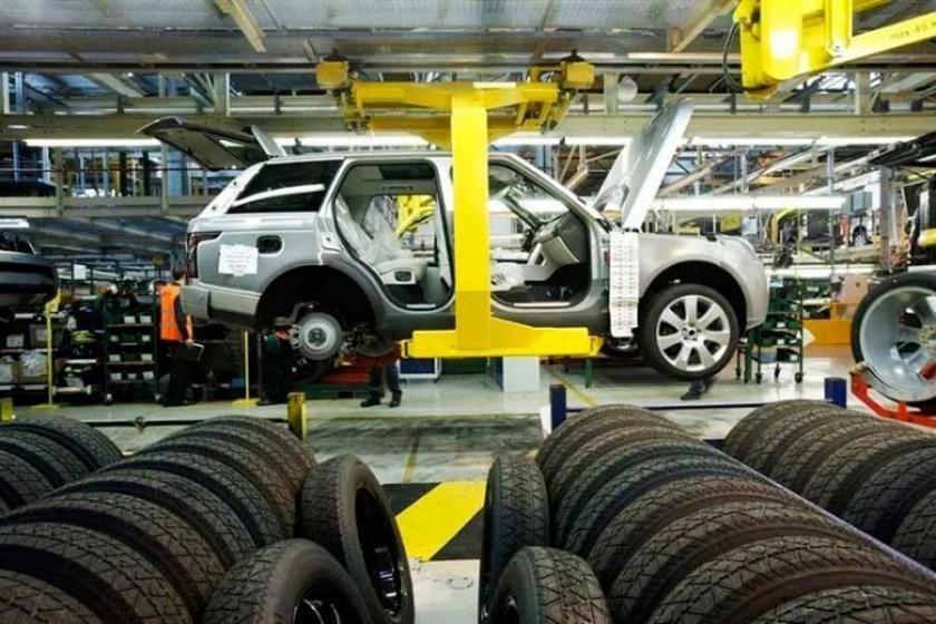 Otomotivde 4 ayda üretim yüzde 13, ihracat yüzde 8azaldı