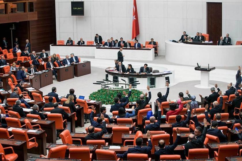 AYM, Meclis tüzüğündeki iki maddeyi iptal etti