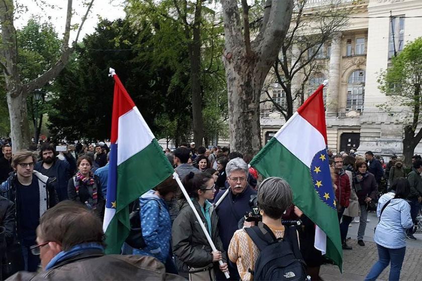 Macaristan'da 'köle yasası'na karşı grev hazırlığı