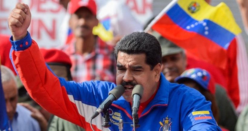 Venezuela'dan ABD'lilere  kötü haber