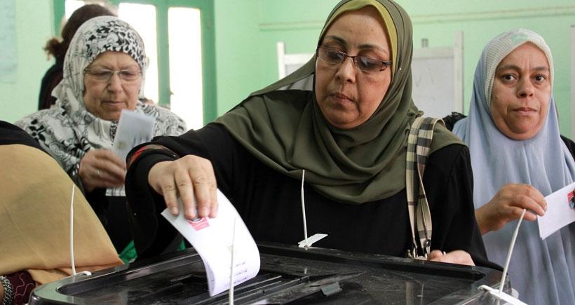 Mısır'da seçimler ertelendi