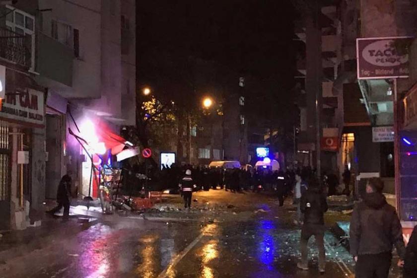Trabzon'da bir iş yerinde patlama: 6 yaralı