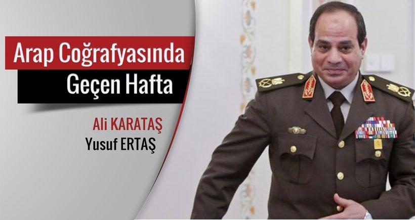 Mısır-Türkiye  yakınlaşması mı?