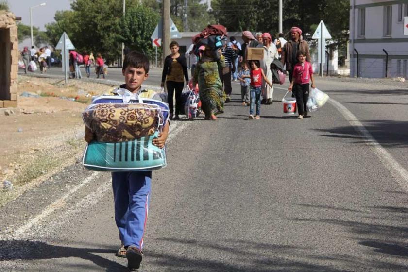 'Barış ortamı olmadıkça gönüllü geri dönüş hayal'