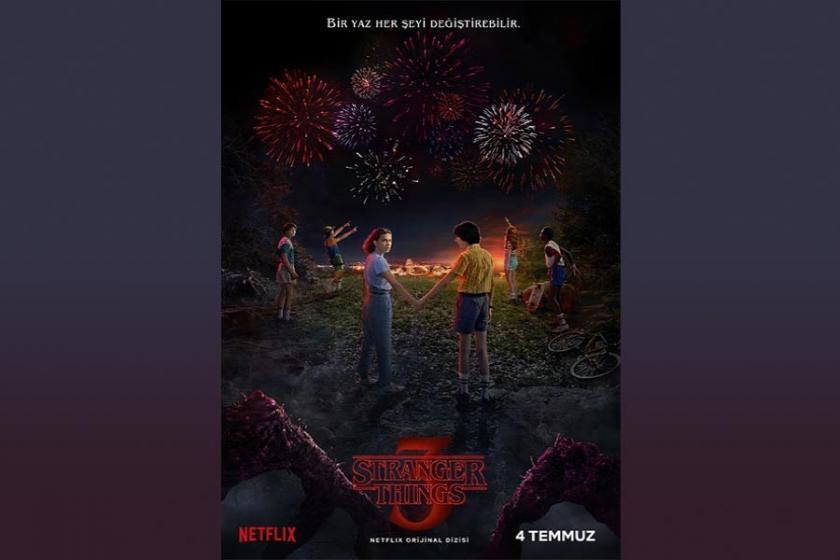 Stranger Things'in 3. sezonunun resmi fragmanı yayınlandı