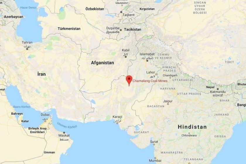 Pakistan'da kömür madeninde patlama: 4 işçi yaşamını yitirdi