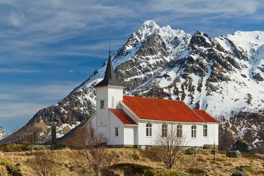 Norveç'te kiliseler her ay bin üye kaybediyor