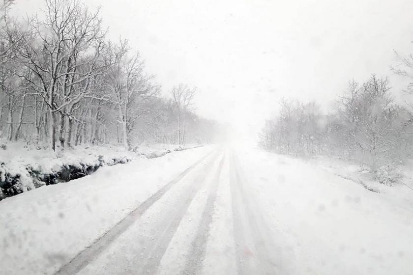 Kar yağışı tüm yurtta etkili oluyor