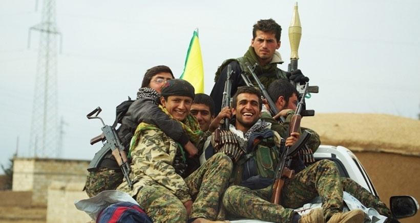 Kobanê ve Til Temir'de IŞİD'e darbe