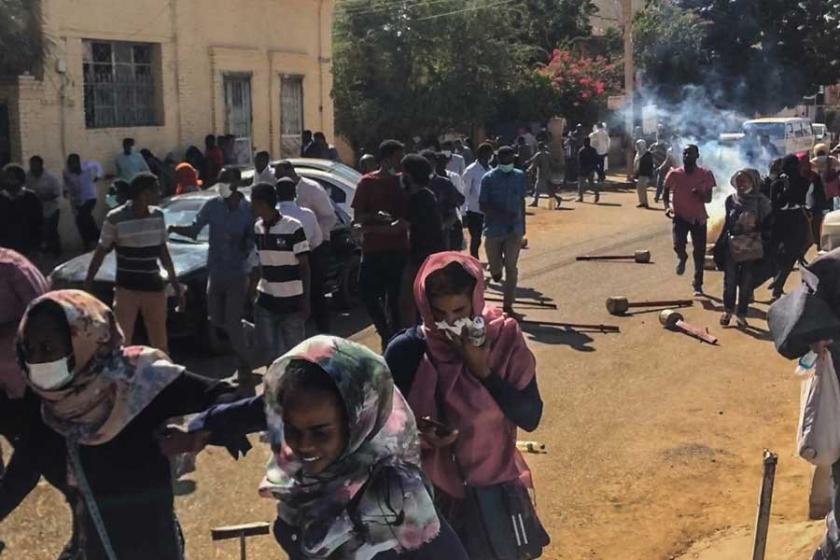 Sudan'daki eylemlerde 3 kişi daha öldürüldü