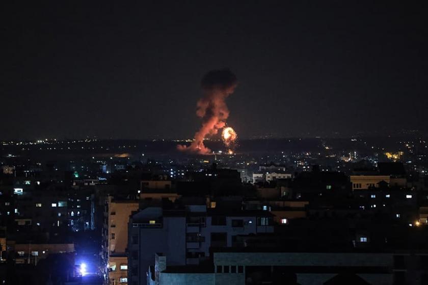 İsrail:  Suriye ve başka ülkelere binlerce saldırı düzenledik