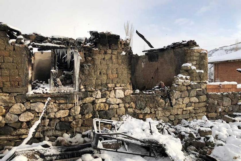 Çorum'da yangın: 1 çocuk hayatını kaybetti, 3 kişi yaralandı