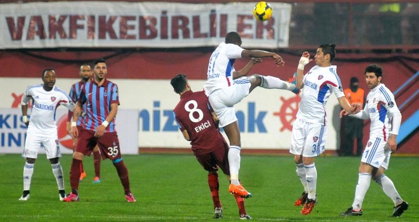 Trabzonspor: 3 – Kardemir Karabükspor: 2