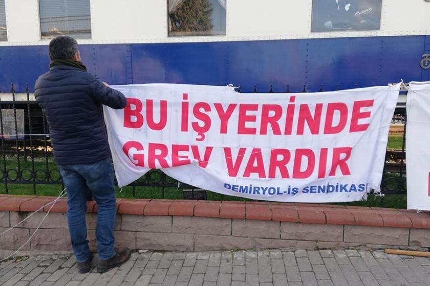 İZBAN grevi, Cumhurbaşkanı Erdoğan'ın imzasıyla yasaklandı