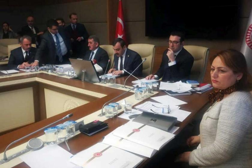 CHP'li Şevkin: Yeni maden kanunu teklifi 900 bin kişiyi etkileyecek