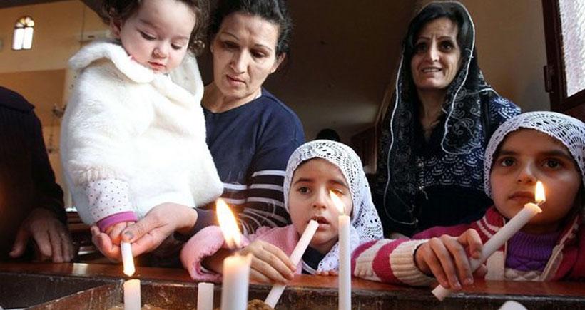 PYD'den  IŞİD'e  Süryaniler için takas  önerisi