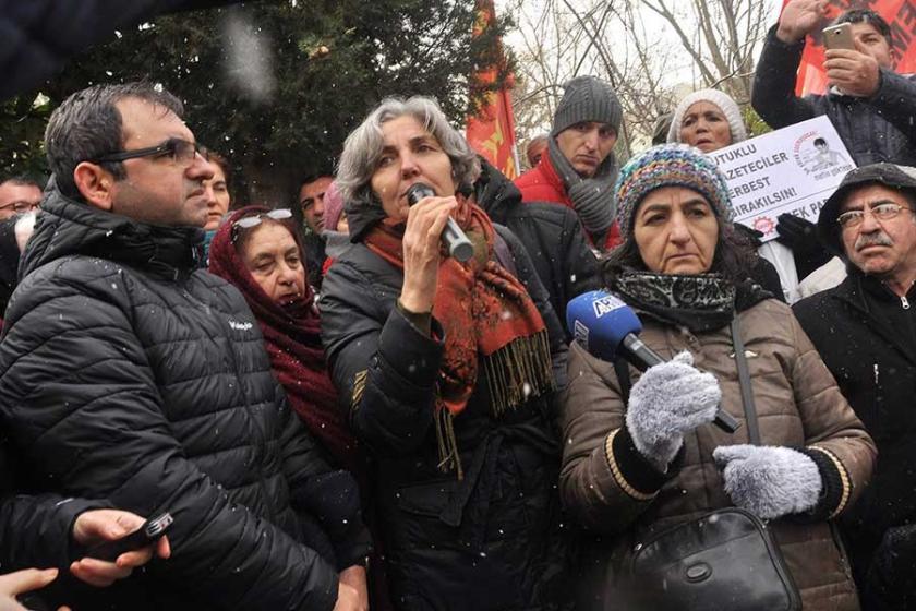Afrin açıklamaları nedeniyle EMEP Başkanı Selma Gürkan'a ceza istendi