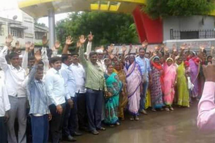 Hindistan'da 200 milyon emekçi hayat pahalılığına karşı greve çıktı