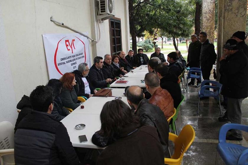 EYT'liler emeklilik hakları için Adana'da bir araya gelecek