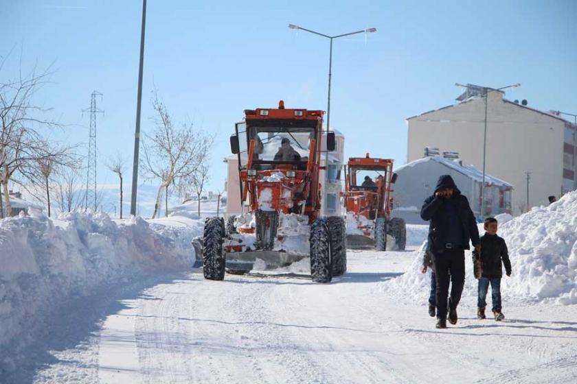 11 Ocak Cuma günü kar nedeniyle okulların tatil edildiği ilçeler