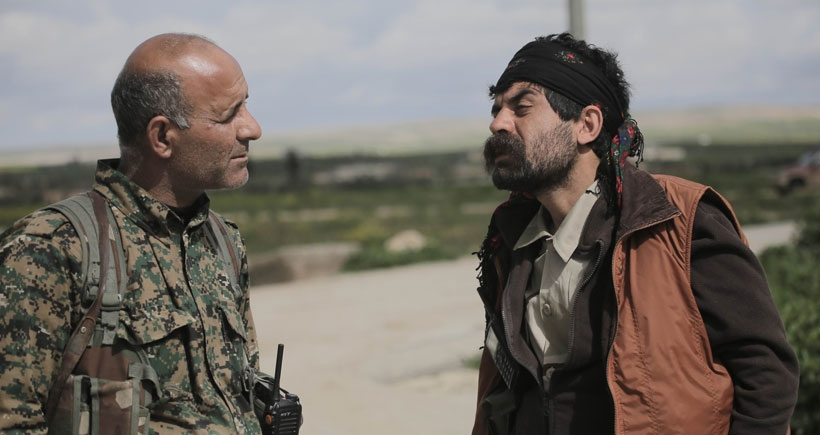 YPG/YPJ güçleri Fırat Nehri'ne ulaştı