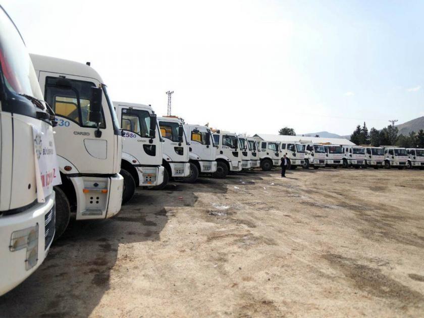 Kayyım atanan Mardin Büyükşehir Belediyesinde yakıt krizi