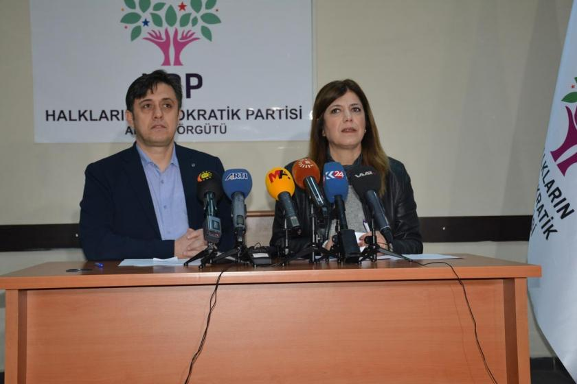 HDP: Bölge illerinde bir adrese en az 40 seçmen kayıt edildi