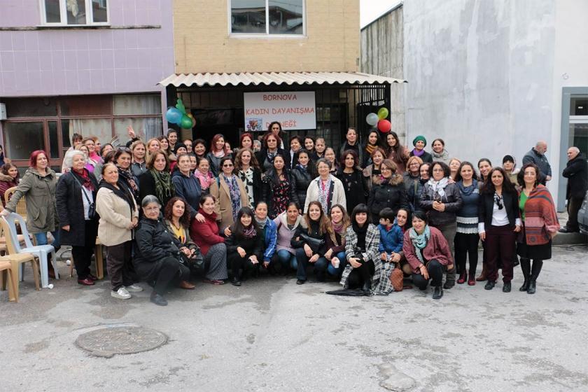 Bornova Kadın Dayanışma Derneği açıldı