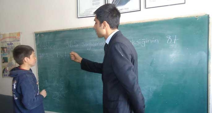 47 bin öğretmen ataması için kanun tasarısı Meclis'te