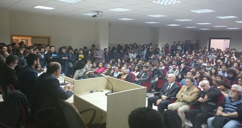Kocaeli Üniversitesi'nde 'İç güvenlik paketi' tartışıldı
