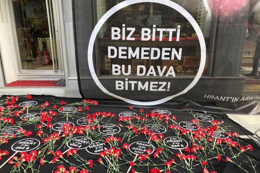 Hrant Dink cinayeti davasında 9 kişinin dosyası ayrıldı